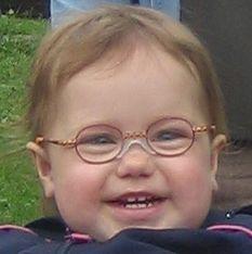 Zoe in glasses, Jun 8