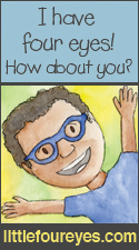I have four eyes how about you (littlefoureyes.com)