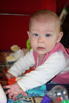 Grace at 6 months