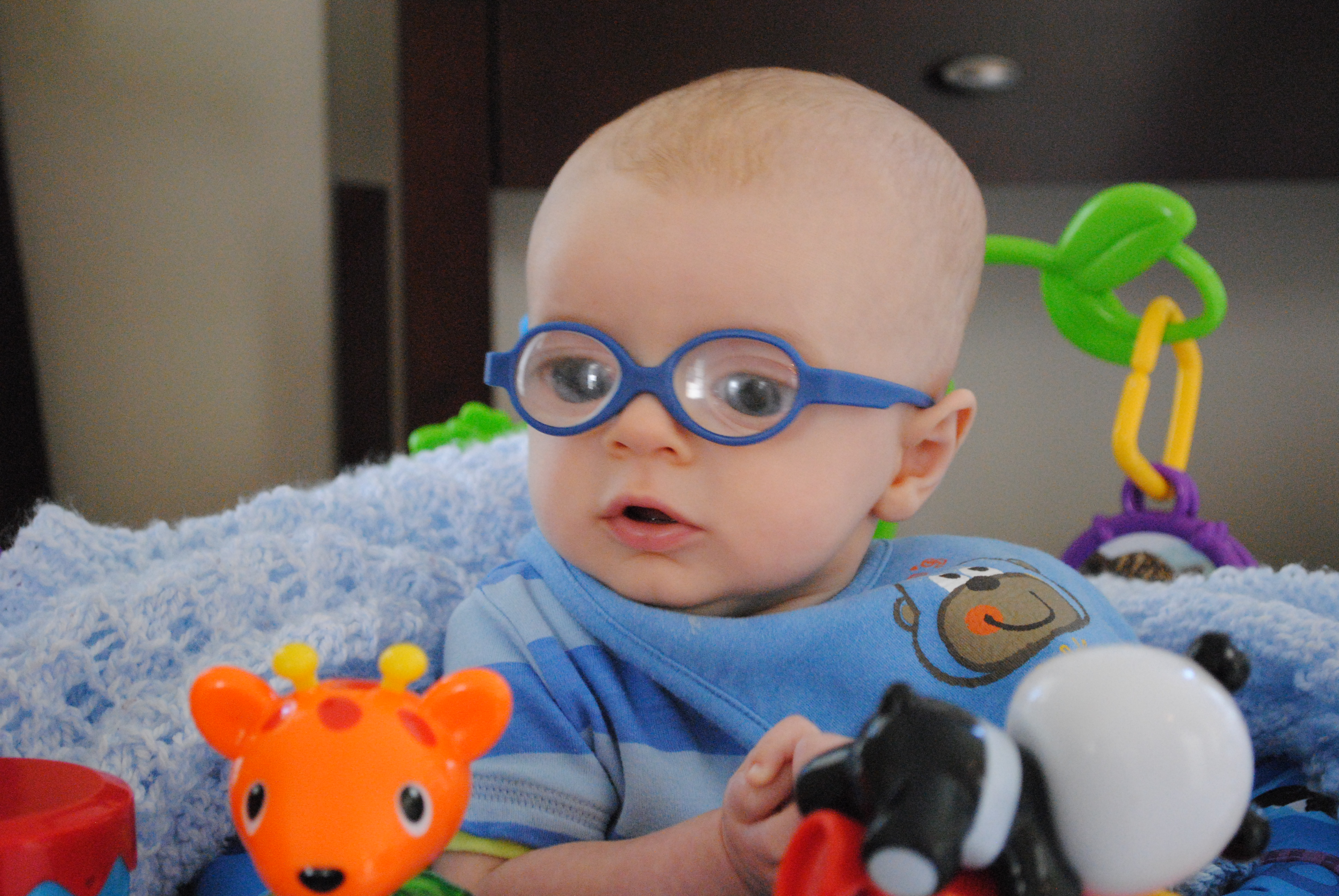 Your Stories Jacks Journey With Infant Cataracts For Little Eyes