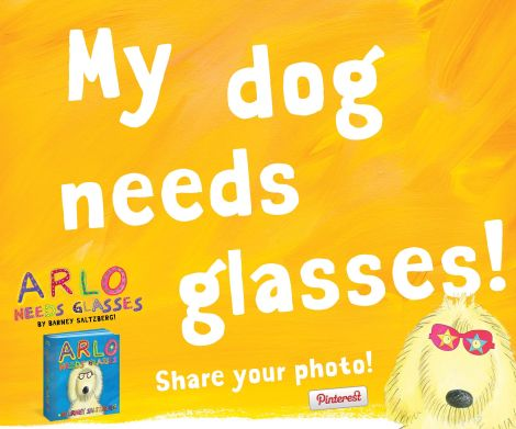 Blog Badge - My Dog Needs Glasses