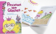 Princesses Wear Glasses book