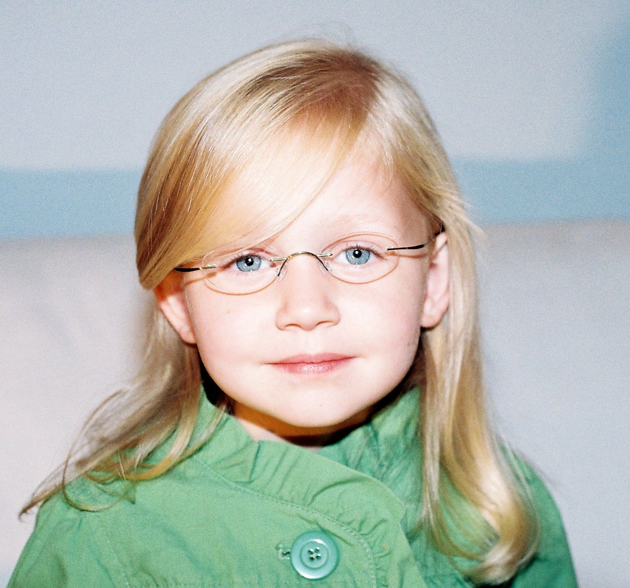 Finding a good fit for your child's glasses, an interview with Bill