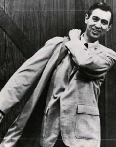 Fred Rogers in the late 1960s. By KUHT [CC0], via Wikimedia Commons