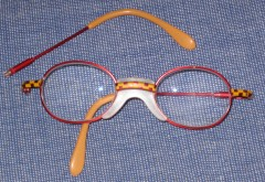old glasses
