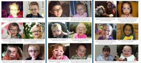 a few of the beautiful bespectacles faces in the photo gallery