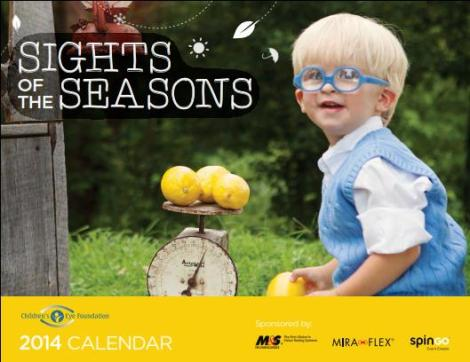 Take a look at this year's calendar.