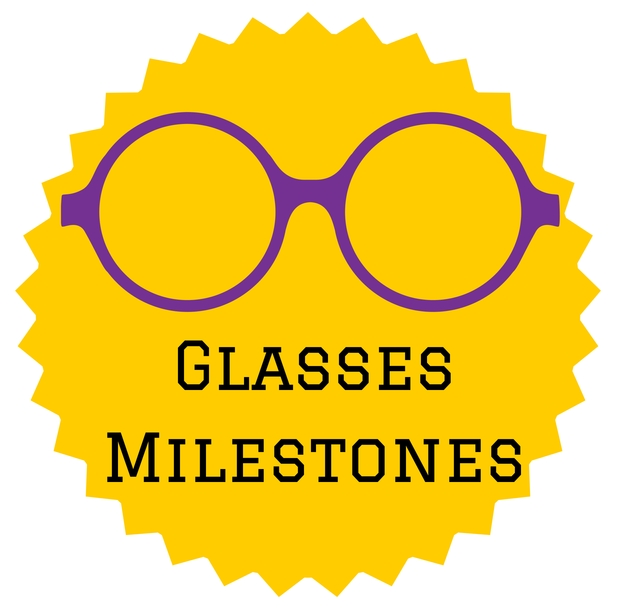 Milestones to celebrate when you have a child in glasses