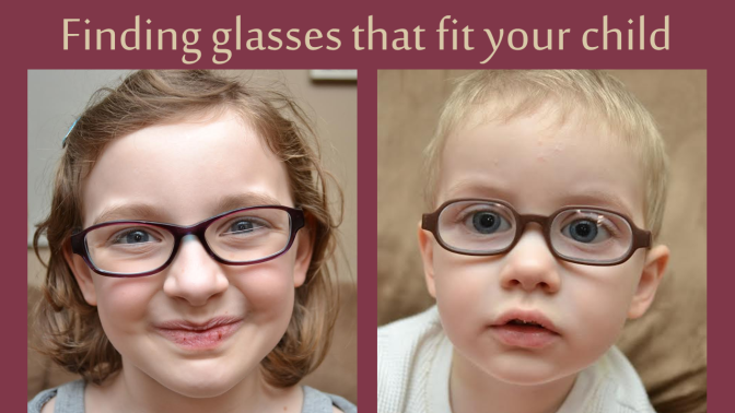 Guest post – A parents' guide to choosing glasses that fit your child