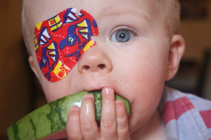 Guest post – can my child wear contact lenses?