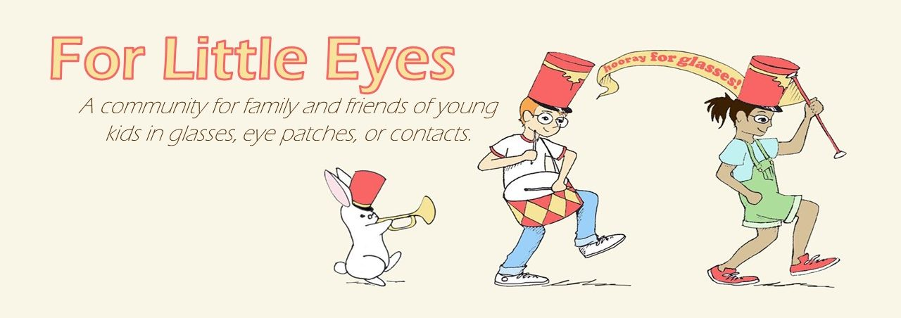b992a161753d A community for family and friends of babies, toddlers, and young kids in  glasses, eye patches, or contacts.